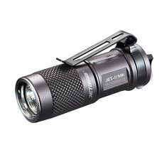 Jetbeam II MK Xp-l Hi 510LM Tactical Mini EDC LED Flashlight