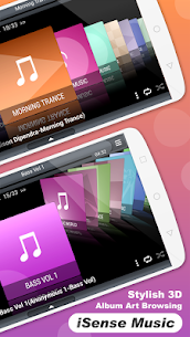 iSense Music – 3D Music Player 3.004s MOD Apk Download 2