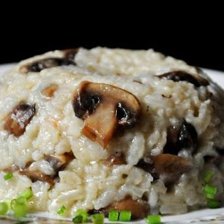 Flavorful and Healthy Brown Rice Mushroom Pilaf