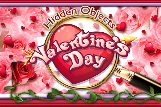 Hidden Object Valentine's Day