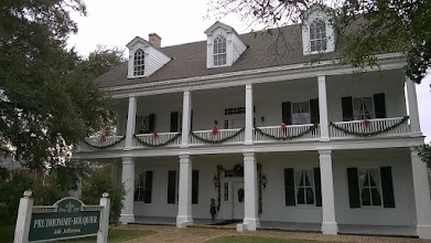 Photo: Prudhomme Rouquier house Natchitoches