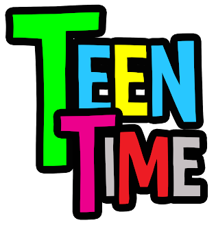 Teen Time Meeting Today!