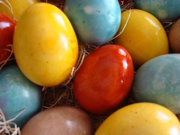 Natural Egg Dyes From Organic Valley Recipe