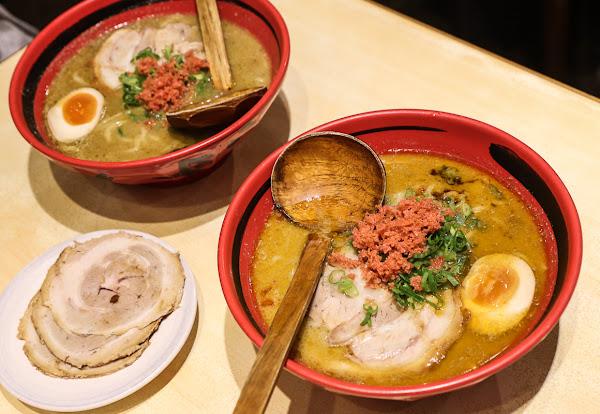 台北最蝦拉麵!北海道極濃蝦湯頭 一幻拉麵信義區美食