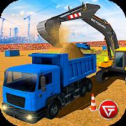 Game Heavy Excavator Crane: Construction City Truck 3D APK for Windows Phone