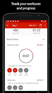 Personal Training Coach MOD APK [Premium Features Unlocked] 1