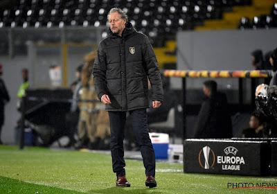 """Trois cas de figure possibles pour une qualification du Standard, mais peu d'espoir : """"Vitoria nous a promis de faire le maximum à Francfort"""""""