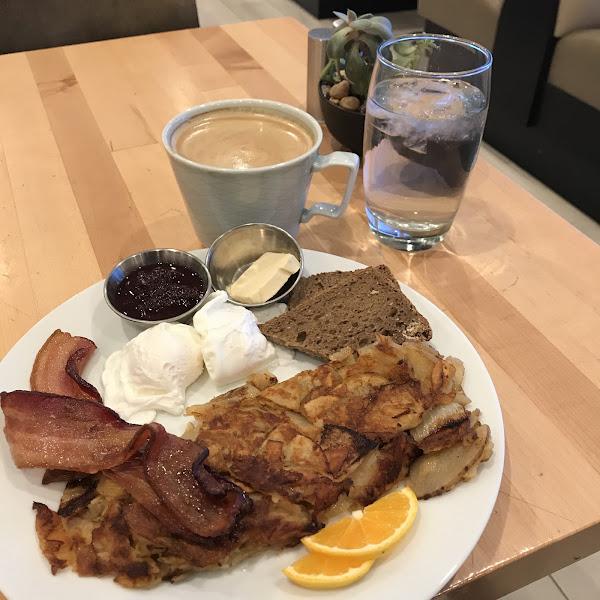 Photo from Olivia's Organic Café