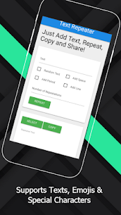 Download Text Repeater for WhatsApp – Unlimited App For Android 2