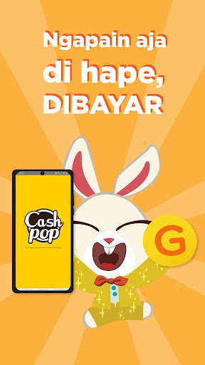 CashPop - Main Hape Dibayar!  screenshots 1