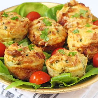 Cheddar Potato Muffins Recipes