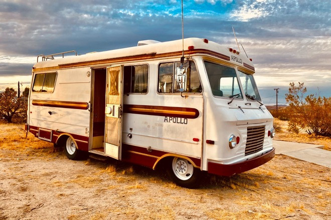 1974 Dodge Apollo Motorhome Hire CA 92252