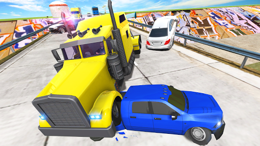 Truck Traffic 1.0 screenshots 12