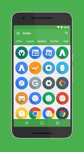 Rondo - Icon Pack Screenshot