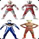 Tebak Gambar Ultraman