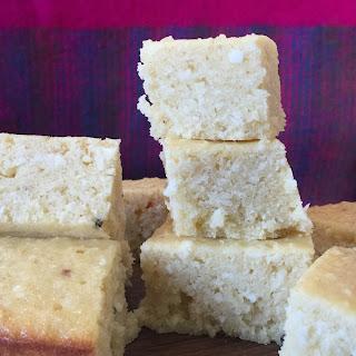 Baath Cake (Semolina & Coconut Cake) Recipe