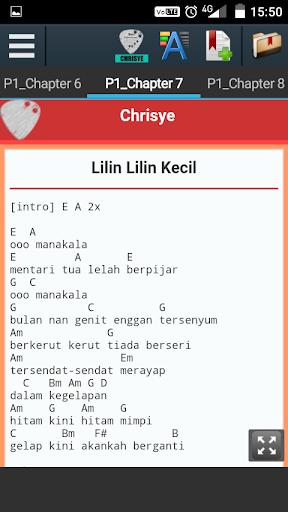 Lilin Lilin Kecil Chord : lilin, kecil, chord, Kunci, Gitar, Lilin, Kecil, Dengan
