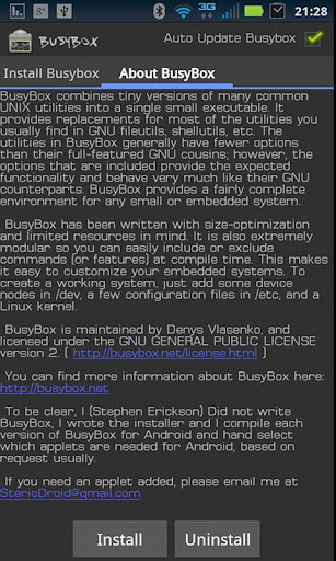 BusyBox 63 screenshots 1