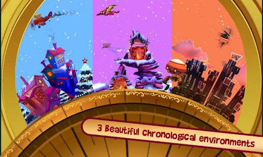 Virtual Santa Xmas Surf: Christmas & New Year Game - náhled