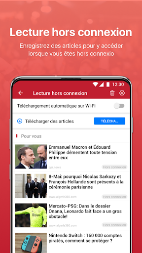 Rapid News screenshot 6