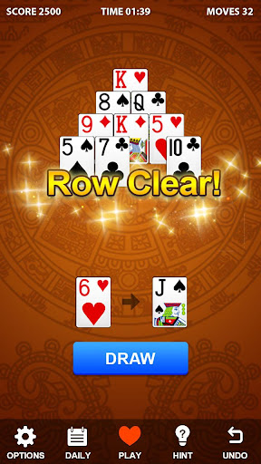 Pyramid Solitaire 1.27.5009 10