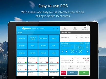 Epos Now POS Till- screenshot thumbnail