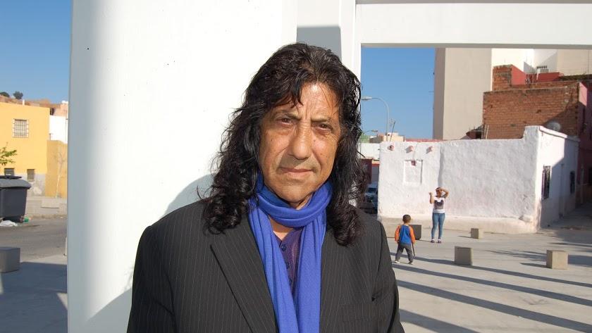 Josele María Heredia, Josele, durante una entrevista con LA VOZ.