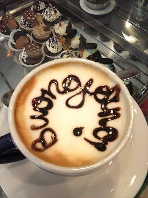 Cappuccino personalizzato per Fabrizio Festa  di McdM