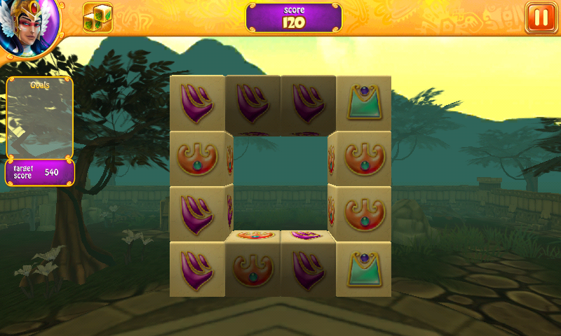 Mahjong Fairy Tiles- screenshot
