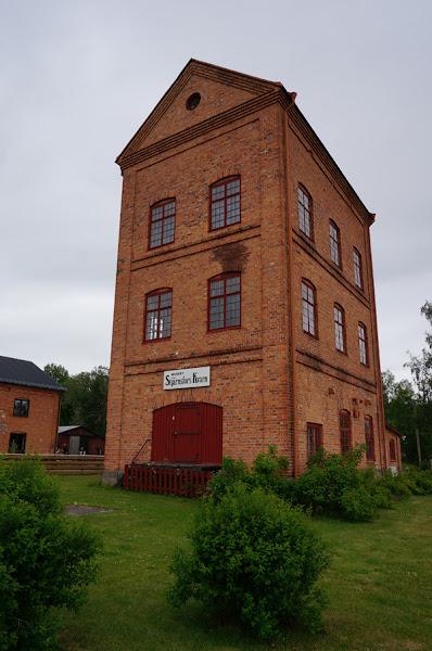 Photo: Stjärnsfors, Norra Råda socken, Hagfors kommun, Värmland. 20160618. Stjärnsfors kvarn. © Sven Olsson (e-post: kosmografiska@gmail.com)