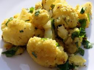 Healthy Ginger-cumin Cauliflower Recipe