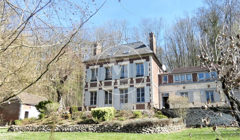 Maison avec terrasse Compiegne
