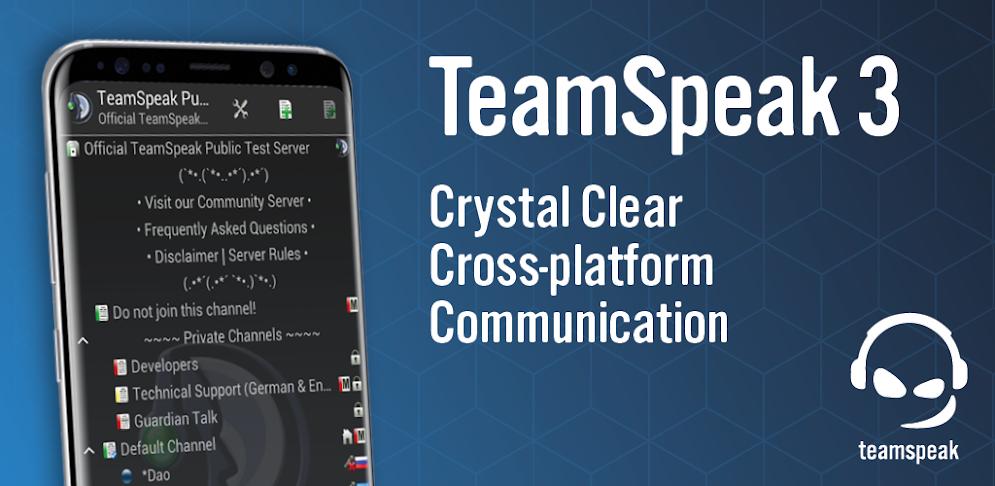 teamspeak 3 android apk cracked