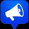 PestoSocial - Speech To Post icon