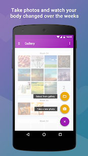 Pregnancy App Expertli (Free)- screenshot thumbnail