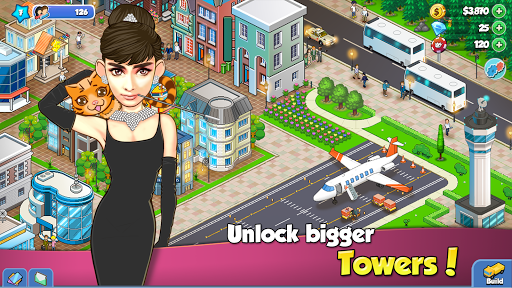 Tower Sim: Pixel Tycoon City for PC