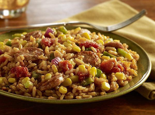 Jambalaya Maque Choux (gluten Free) Recipe