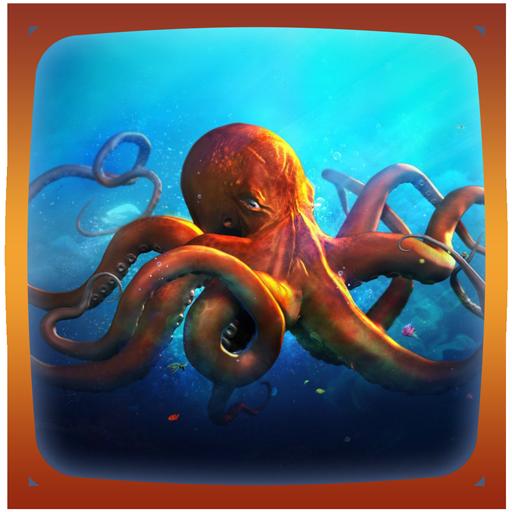 Octopus Live Wallpaper