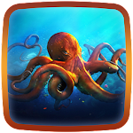 Octopus Live Wallpaper Icon