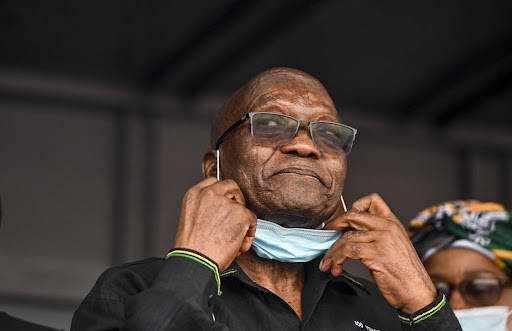 Zuma says SA is becoming a 'constitutional dictatorship' as he speaks out after ConCourt loss