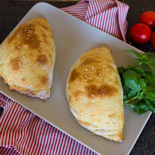 Spinach & Ricotta Cheese Calzone Recipe