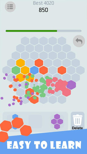 Hex Puzzle - Super fun 1.7.7 screenshots 2