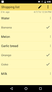 ColorNote Notepad Notes screenshot 03