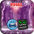 Red Ball blue Hero 4 icon