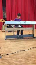 Photo: School Visit - 至善國中: Piano Performance