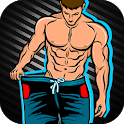 Lose Weight App for Men - Weight Loss at Home icon