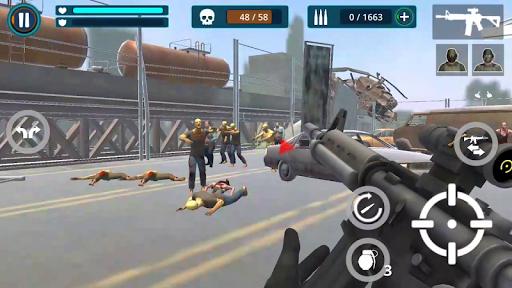 Dead Battle: Zombie Warfare u2013 Defense & Survival 1.291 screenshots 1