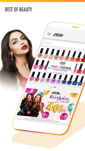 Nykaa: Beauty Shopping App. Buy Makeup & Cosmetics 2.1.7 screenshots 1