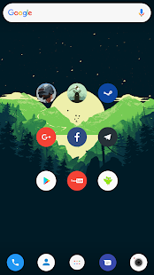 Pure - Icon Pack Screenshot