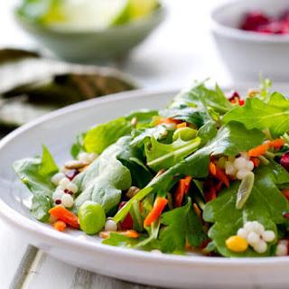 Rainbow Vegetable Salad